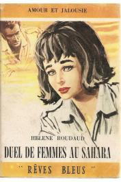 ROUDAUD Hélène - Duel de femmes au Sahara
