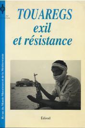 CLAUDOT-HAWAD Hélène, (éditeur) - Touaregs: exil et résistance
