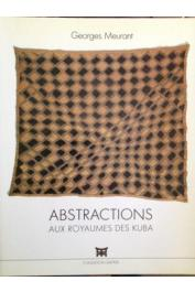 MEURANT Georges - Abstractions aux royaumes des Kuba: dessin shoowa