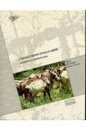 DOUFFISSA Albert - L'élevage bovin dans le Mbéré: Adamaoua camerounais