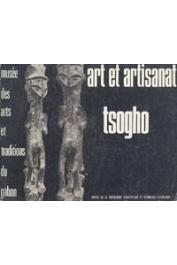 GOLLNHOFER Otto, SALLEE P., SILLANS Roger, PERROIS Louis - Art et artisanat Tsogho