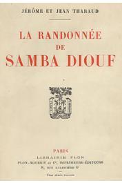THARAUD Jerôme et Jean - La randonnée de Samba Diouf
