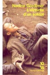 GORDIMER Nadine - L'étreinte d'un soldat