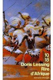 LESSING Doris - Rire d'Afrique. Voyages au Zimbabwe