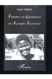 GERDES Paulus - Femmes et géométrie en Afrique australe