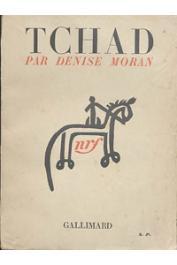 MORAN Denise - Tchad