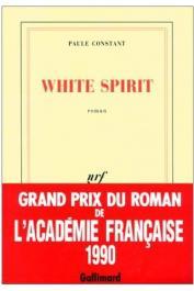CONSTANT Paule - White spirit