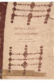 LACROIX Pierre-Françis (mélanges à la mémoire de) -Itinérances en pays peul et ailleurs. Tome 1: Langues.