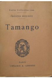 Tamango relate l'histoire de l'arroseur arrosé transposé au domaine de la traite des noirs: le marchand d'esclave africain va se trouver lui-même pris au piège et rejoindra ses marchandises dans la cale du négrier