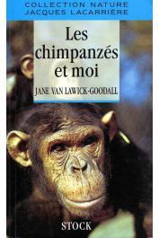 VAN LAWICK-GOODALL Jane - Les chimpanzés et moi