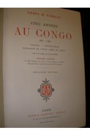 Deuxième édition réduite (533 p. au lieu de 696) de cet ouvrage important pour l'histoire de toute l'Afrique centrale et particulièrement de la RD Congo