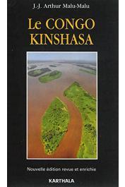 MALU-MALU Jean-Jacques Arthur -MALU-MALU Jean-Jacques Arthur - Le Congo-Kinshasa (nouvelle édition 2014)