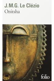LE CLEZIO Jean-Marie Gustave - Onitsha (édition 2000)