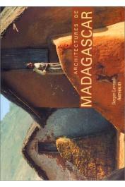 ACQUIER Jean Louis, HARIJAONA Ranaiivo, (dessins) - Architectures de Madagascar