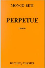 MONGO BETI - Perpetue (édition 1994)