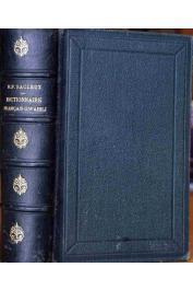 SACLEUX Charles (Le Père C. S. SP.) - Dictionnaire Français-Swahili