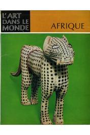 LEUZINGER Elsy - Afrique. L'art des peuples noirs (cartonnage illustré)