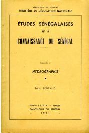 Etudes Sénégalaises 09 fasc. 2 , BRIGAUD Félix