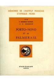 BRASSEUR-MARION Paule, BRASSEUR Gérard - Porto-Novo et sa palmeraie