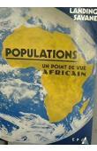 SAVANE Landing - Populations: un point de vue africain
