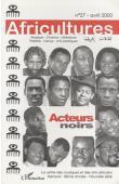 Africultures 27 - Acteurs noirs