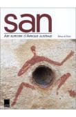 EGO Renaud - San. Art rupestre d'Afrique australe