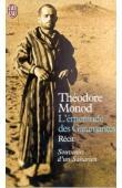 MONOD Théodore - L'émeraude des Garamantes. Récit. Souvenirs d'un Saharien