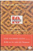 GUEYE Tene Youssouf ou GUEYE Youssouf - Rellâ ou les voies de l'honneur