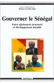 DIOP Momar Coumba (sous la direction de) - Gouverner le Sénégal -Entre ajustement structurel et développement durable