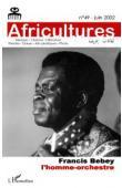 Africultures 49, BEBEY Kidi (sous la direction de) - Francis Bebey, l'homme-orchestre