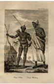 GOLBERRY Silv. Meinrad Xavier - Fragmens d'un voyage en Afrique fait pendant les années 1785,1786 et 1787, dans les contrées occidentales de ce Continent comprises entre le cap Blanc de Barbarie… et le cap des Palmes