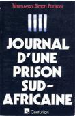 FARISANI Tshenuwani Simon - Journal d'une prison sud-africaine