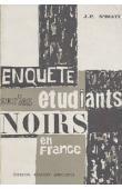 N'DIAYE Jean-Pierre - Enquête sur les étudiants noirs en France