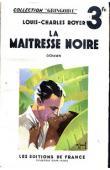 ROYER Louis-Charles - La maîtresse noire