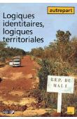 AUTREPART - 14 - Logiques identitaires, logiques territoriales