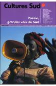 Cultures Sud - Revue des littératures du Sud (Notre Librairie) - 164 - Poésie, grandes voix du Sud