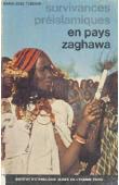 TUBIANA Marie-José - Survivances préislamiques en pays Zaghawa