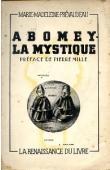 PREVAUDEAU Marie Madeleine - Abomey-La mystique