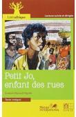MPOUDI NGOLLE Evelyne - Petit Jo, enfant des rues. Lecture suivie et dirigée