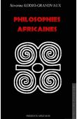 KODJO-GRANDVAUX Séverine - Philosophies africaines