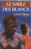 NKOSI Lewis - Le sable des blancs
