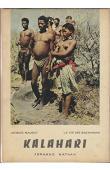 Jacques Mauduit accompagne François Balsan lors de l'expédition Panhard Capricorne qui explorera les régions situées au nord et au sud du Tropique du Capricorne, et en particulier traversera le Kalahari.
