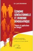 DRAMAMI Latif - Economie générationnelle et dividende démographique. Eléments de diagnostic au Sénégal. Tome 2