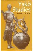 FORDE Daryll - Yako Studies