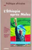 POLITIQUE AFRICAINE n° 142 - L'Ethiopie après Meles