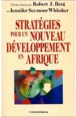 Stratégies pour un nouveau développement en Afrique