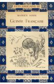 HOUIS Maurice - Guinée française