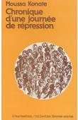 KONATE Moussa - Chronique d'une journée de répression