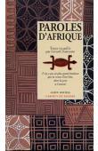 Gérard Dumestre - Paroles d'Afrique