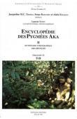 THOMAS Jacqueline M.C., BAHUCHET Serge, EPELBOIN Alain, (éditeurs) - Encyclopédie des pygmées Aka - Livre II. Dictionnaire ethnographique aka- français, fascicule 04: Phonèmes T, D